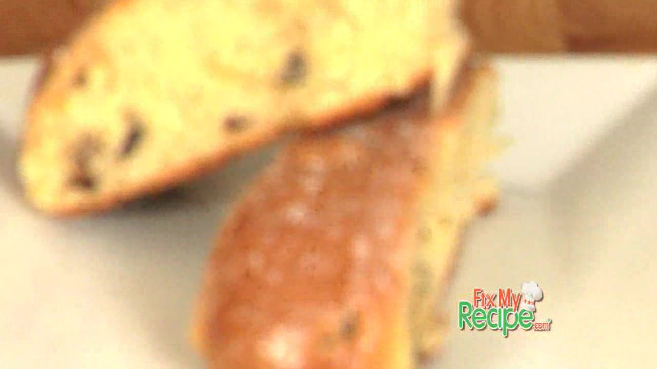 Sweet Bread with Raisins Recipe