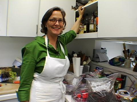 A Look Into Shelley Wiseman's Kitchen