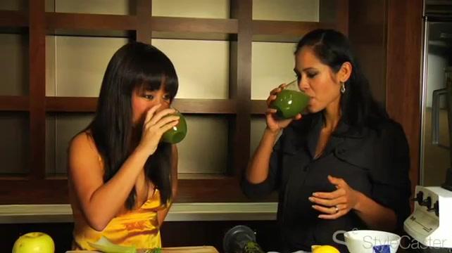 Green Vegetarian Smoothie Recipe