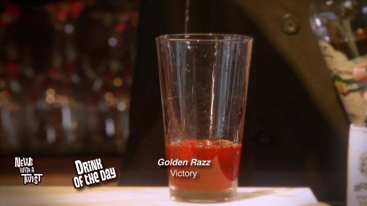 How To Make a Golden Razz