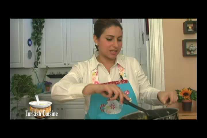 How to Make Zeytinyagli Pirasa Part 2/2
