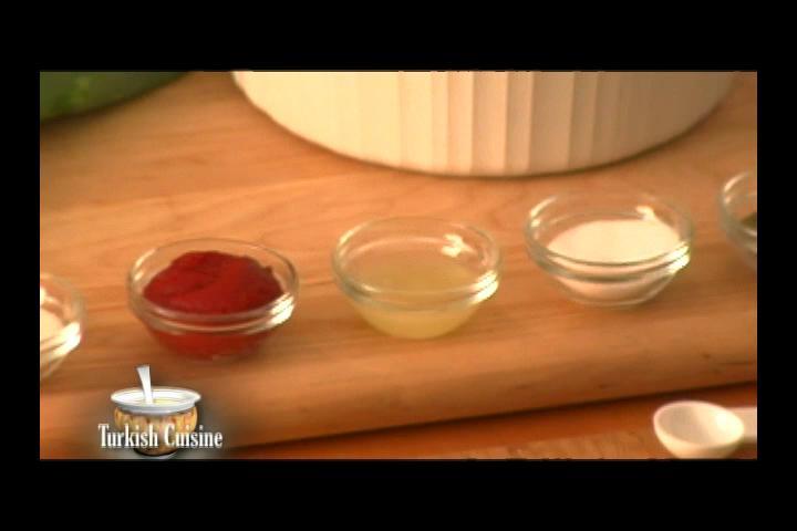 How to Make Zeytinyagli Pirasa Part 1/2