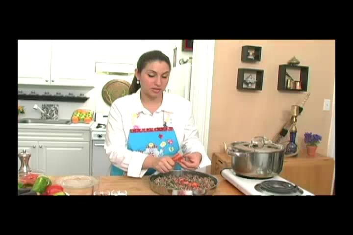 How to Make Mixed Dolma Part 2