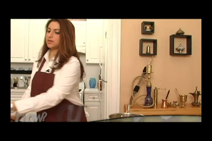 How to Serve the Bulgur Pilavi