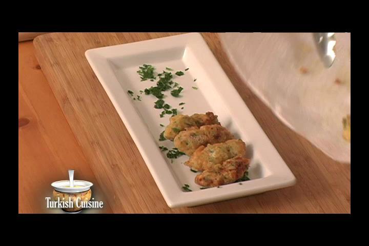 How to Make Patates Koftesi Part 2/2
