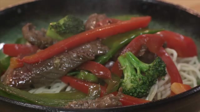 Weeknight Beef Stir Fry Recipe