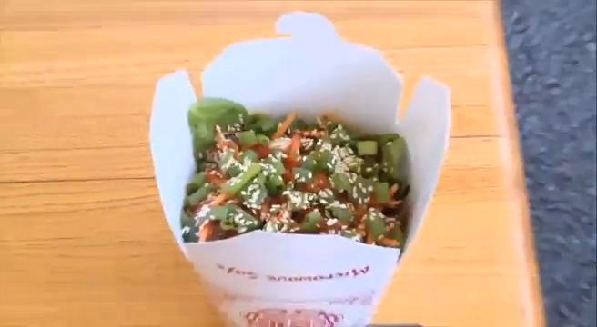 Native Bowl's Vegan Salads