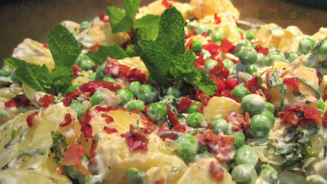 How to Make a Simple Potato Salad