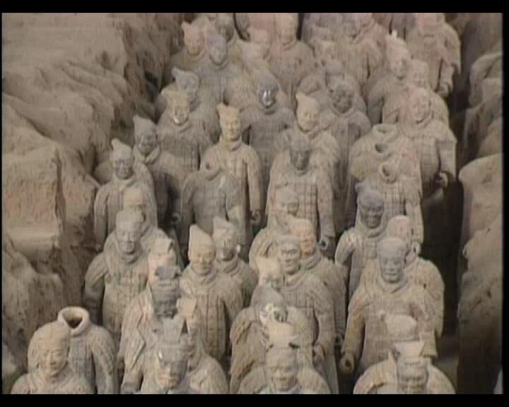 See the Terracotta Warriors in Xi'an, China