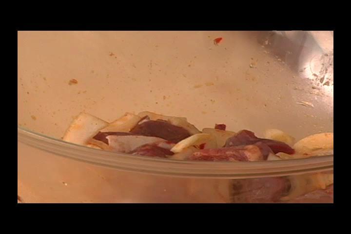 How to Make Beef Sis Kebab Part 2/2