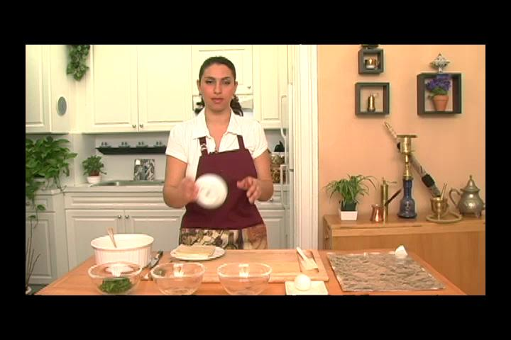 How to Make Feta Parsley Borek