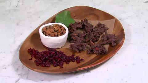 Almond Chocolate Chews Recipe