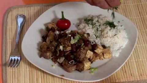 How to Cook Ma Po Tofu