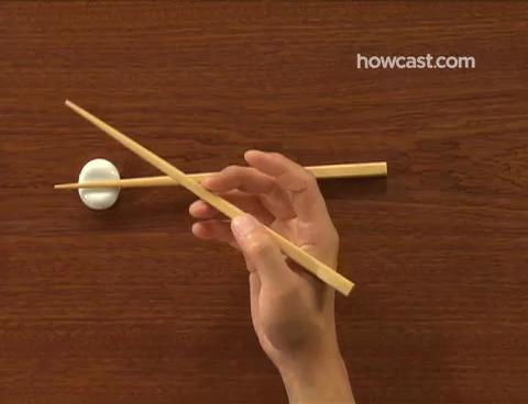 Chopsticks Using Tips