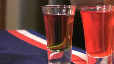 How to Make Firecracker Shots for the 4th Of July