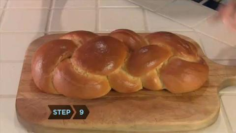 How to Bake Challah Bread