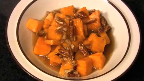 How to Make Candied Yams