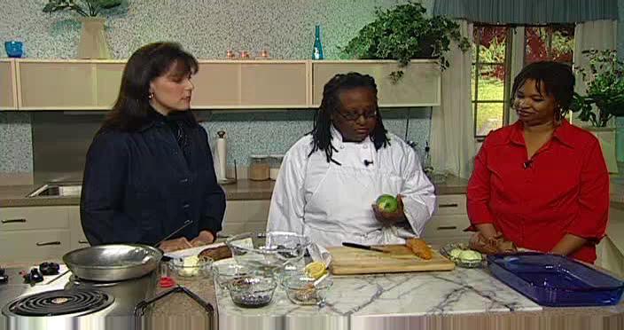 Glazed Sweet Potato and Apple Casserole Recipe