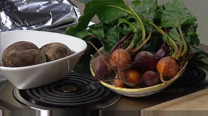Roasted Beet and Watercress Salad Recipe