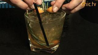 The Ambassador Cocktail of Restaurant the Gates, New York