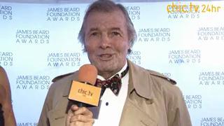 Chef Jacques Papin at the James Beard Foundation Awards 2009