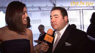 Chef Emeril Lagasse at the  James Beard Foundation Awards 2009