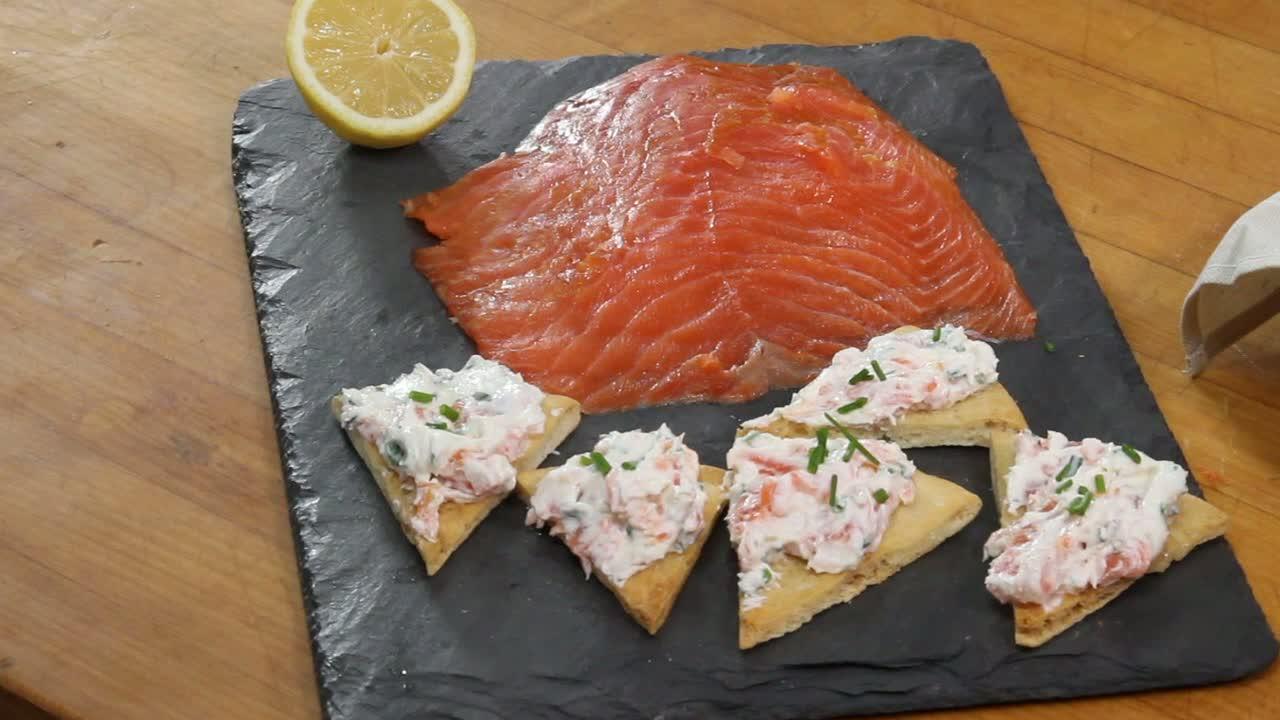How to Make Burren Salmon Dip