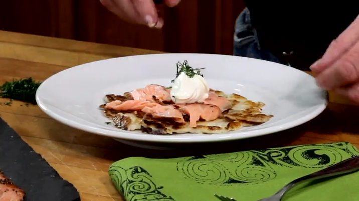 How to Make Burren Boxty Pancakes