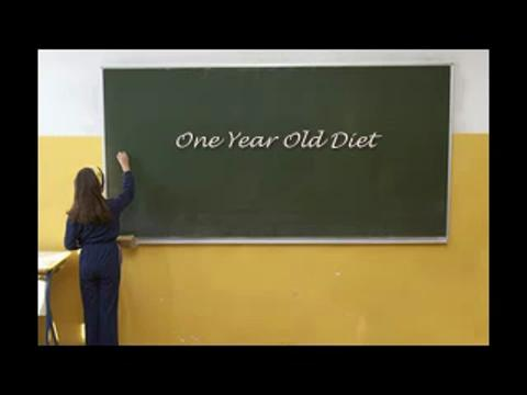 Diet Tips for One Year Olds