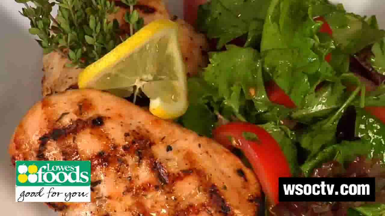 How to Make Grilled Summer Lemon Chicken