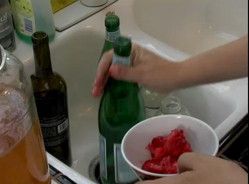 Kombucha Bottling Process