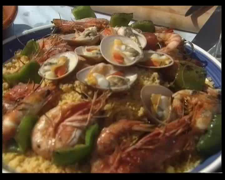 How to Make Couscous Siciliana with Keith Floyd