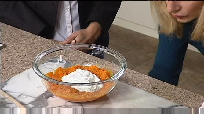 How to Make a Carrot Dip