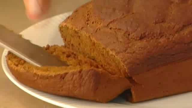 Fat-Free Pumpkin Bread Recipe