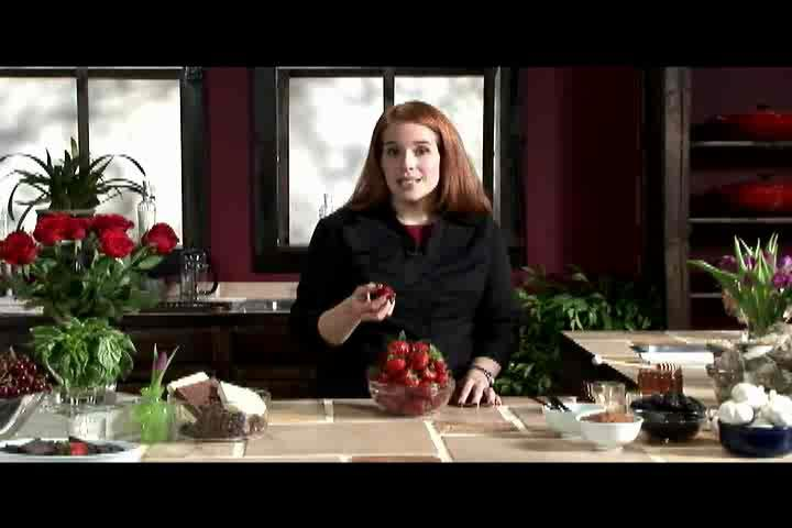 Cooking with Aphrodisiacs - Strawberries