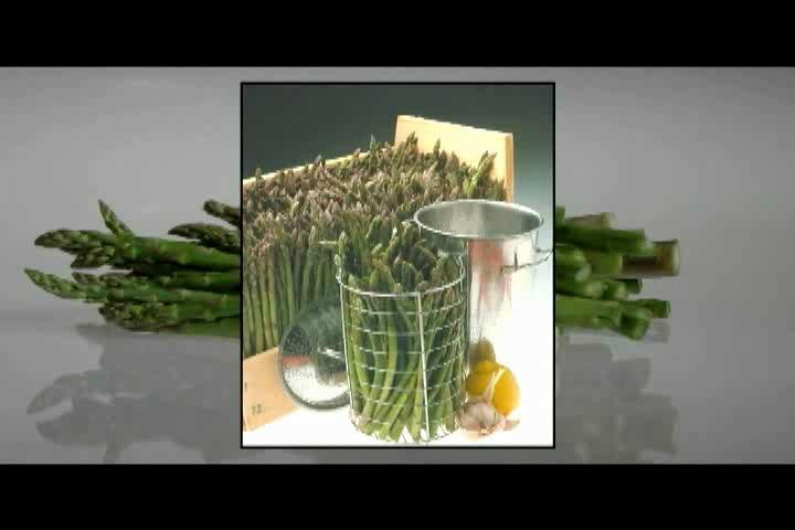 Cooking with Aphrodisiacs - Asparagus