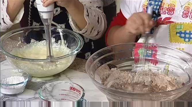 Chocolate Cheesecake Muffin Recipe - Part 1/2