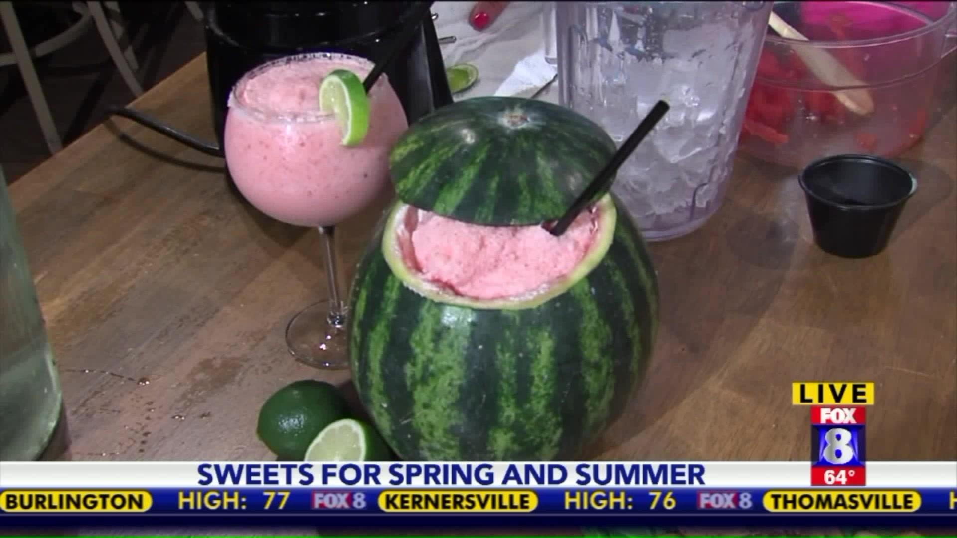 How to Make a Watermelon Dream Smoothie