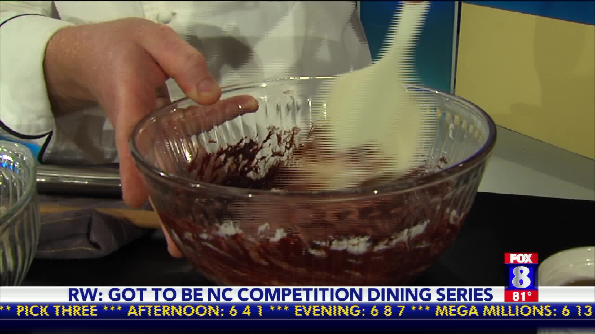 How to Make Blackberry Dark Chocolate Mousse