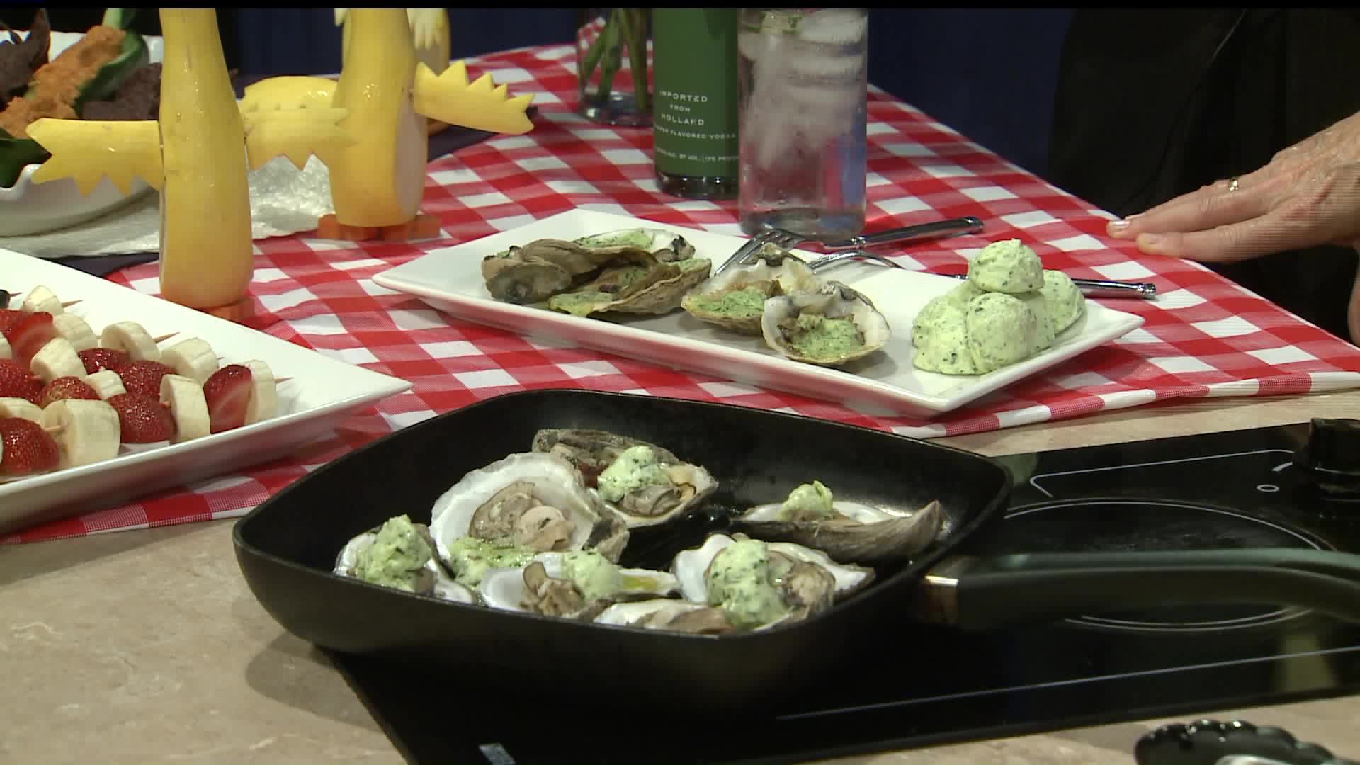 How To Make Garlic Butter Oysters