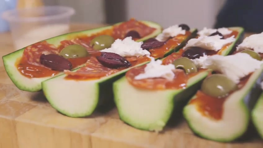 Three Great Snacks to Make With Courgettes