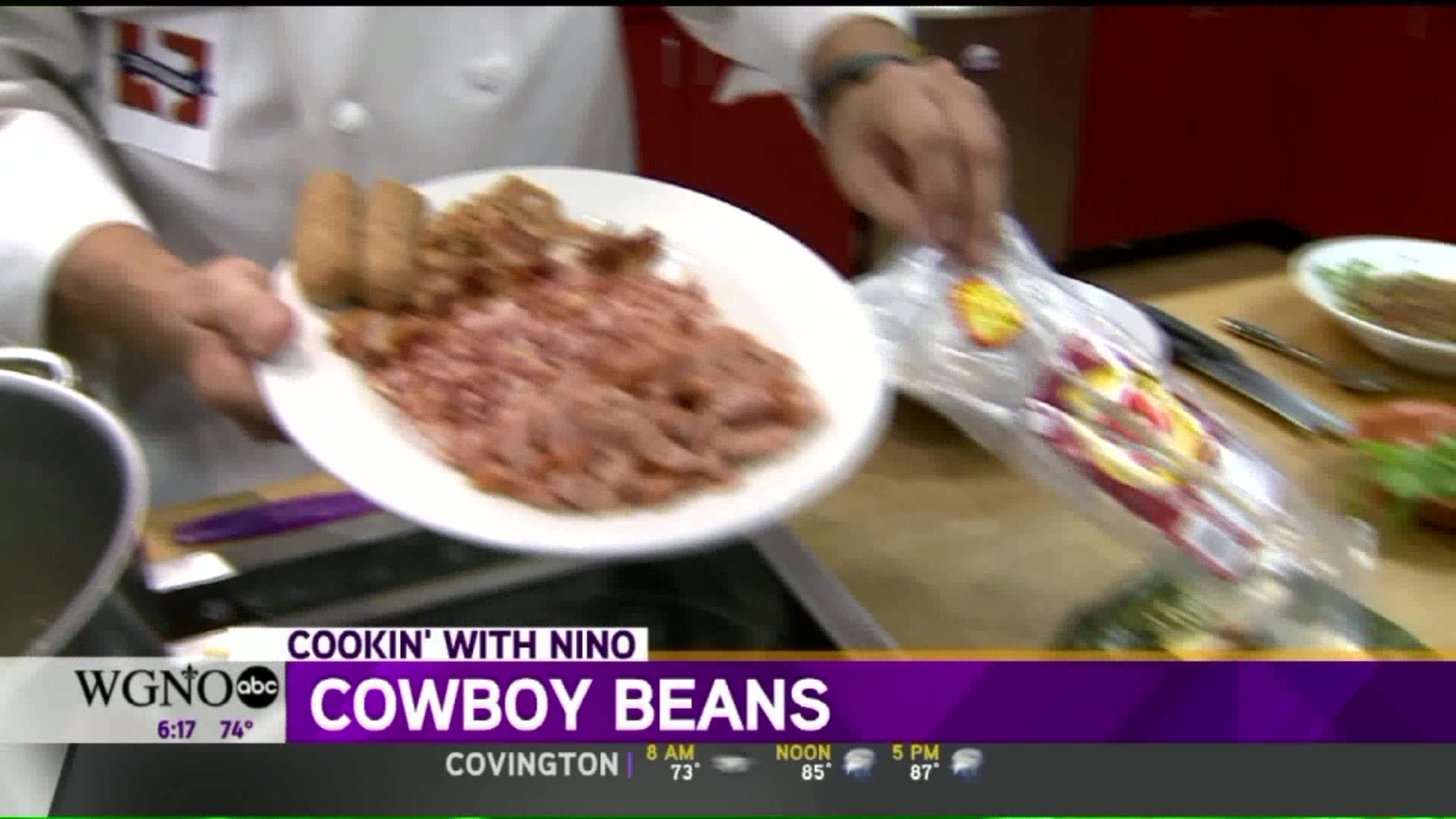 How to Make Cowboy Beans