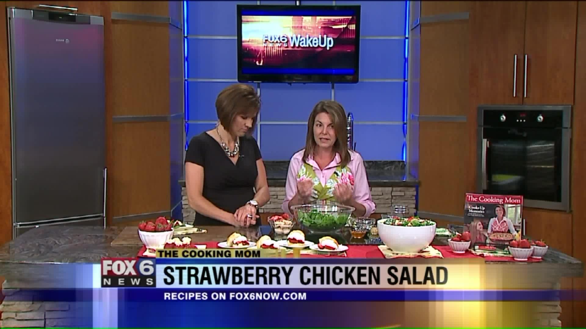 How To Make Strawberry Chicken Salad