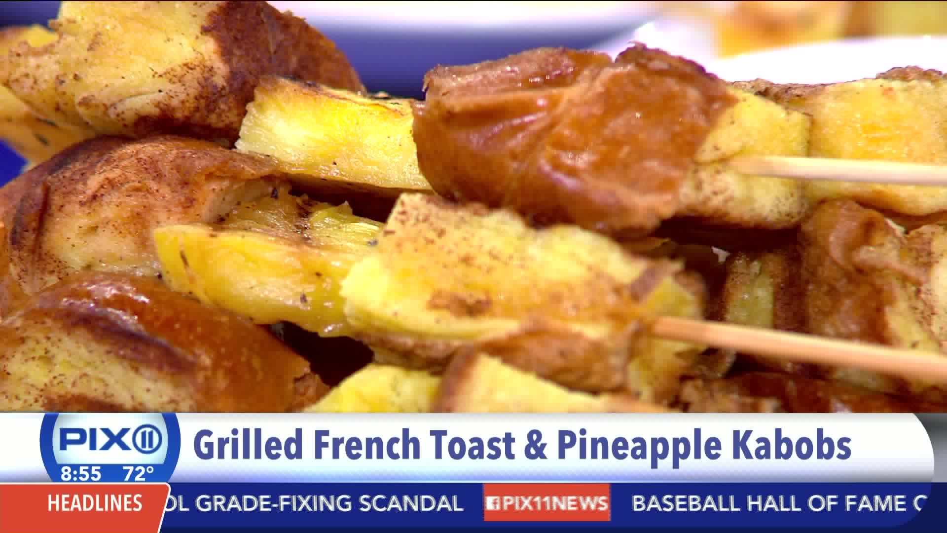 Chef Reveals Great Summer Brunch Recipes