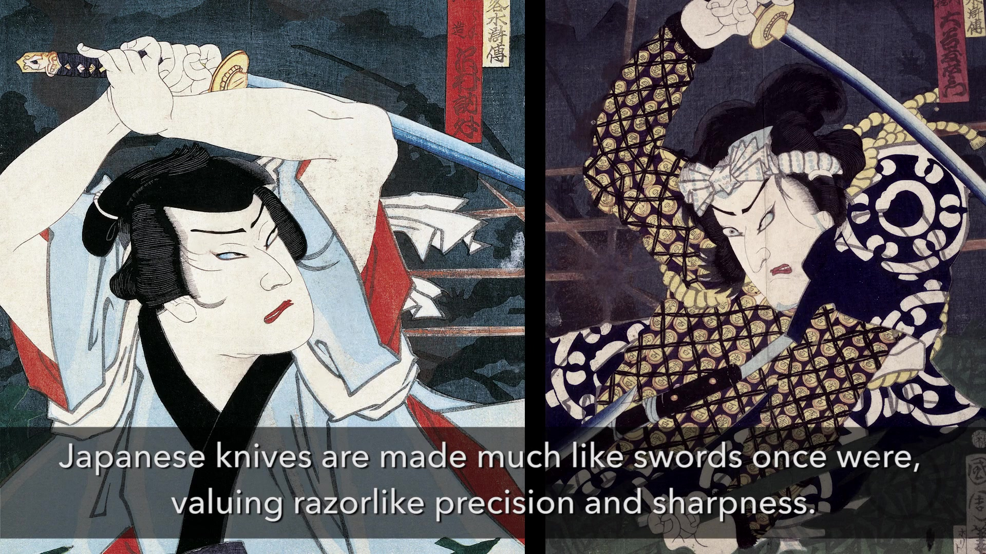 Japanese Cutlery: From the Battlefield to the Kitchen