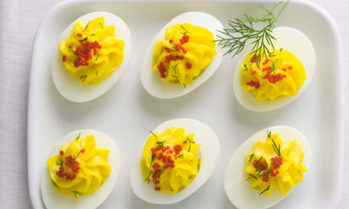 21 Surprising Things to Mix Into Deviled Eggs