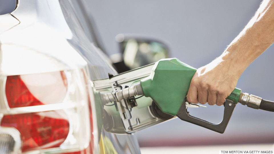 Environmentalists Push For Climate Change Warning Labels At Gas Stations