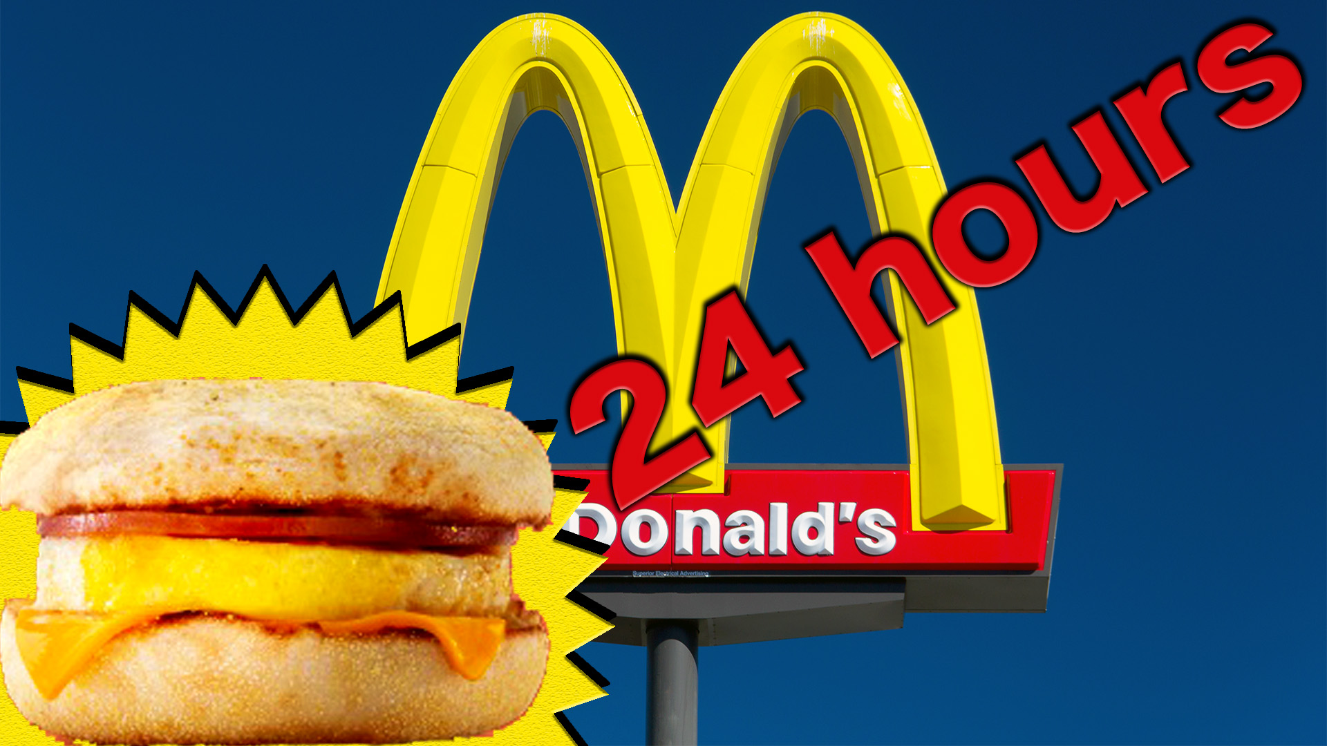 McDonalds to Test Out 24-Hour Breakfast Menu As Competition Heats Up