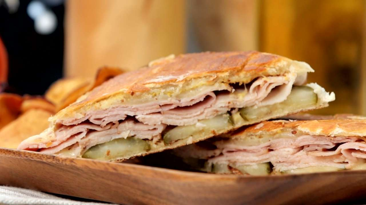 The Easy Way to Make Cuban Sandwiches