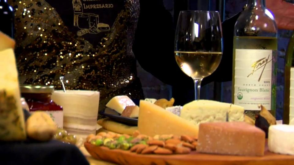 Cheese Rules: How to Throw a Cheese and Wine Tasting Party